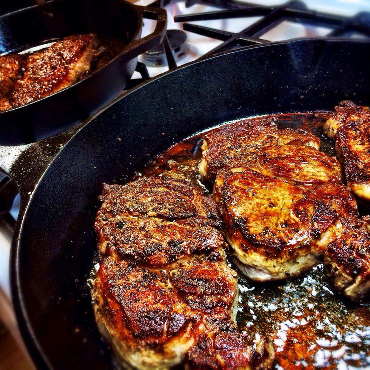 Chuck Eye Steaks Food Pinterest