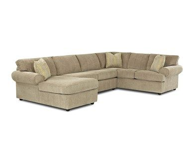 Shop for Klaussner Furniture Julington 3 Piece Sectional G and other Living Room