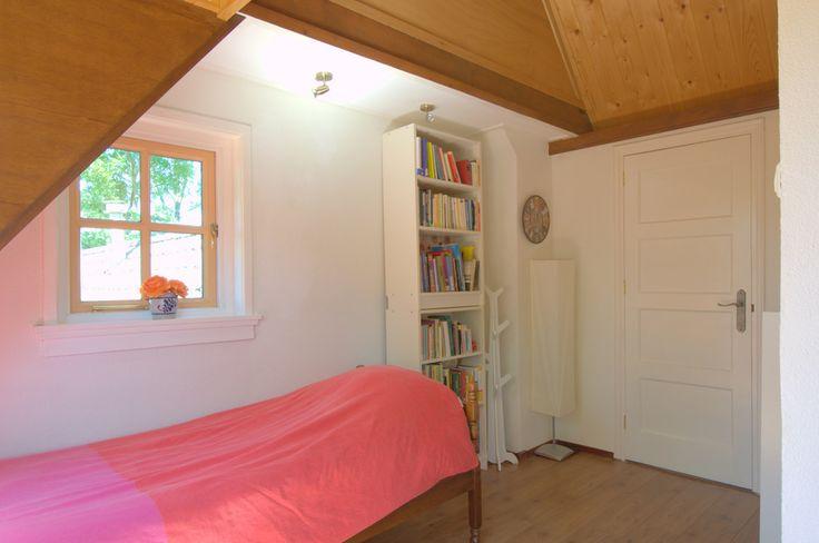 Slaapkamer met inbouwkast