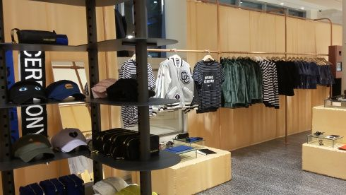 Opening Ceremony: Pop-In at Nordstrom, Vancouver, BC. Shot on location by Helen Siwak.