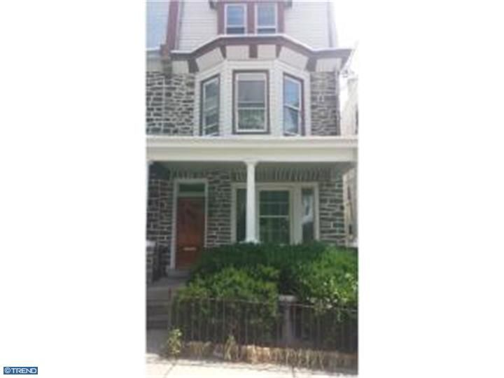 4313 Manayunk Ave- Philadelphia PA looking for a great old school feel? This great row in charming Roxborough is for you!