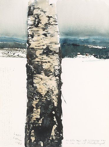 LARS LERIN Birch (1983)
