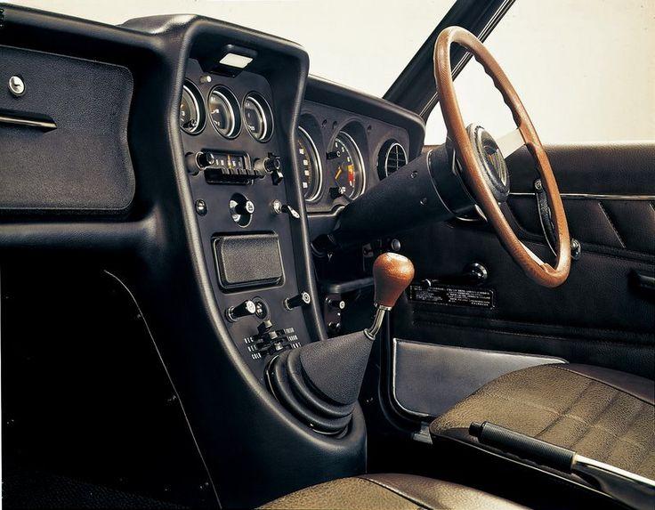 Mazda Familia Rotary Coupe '68