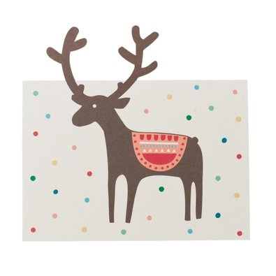 Christmas Deer Pop Up Card $5.95 - Send a sweet message to a loved one with this delightful Christmas Pop Up Card. This gorgeous little reindeer is sure to put a smile on their face.