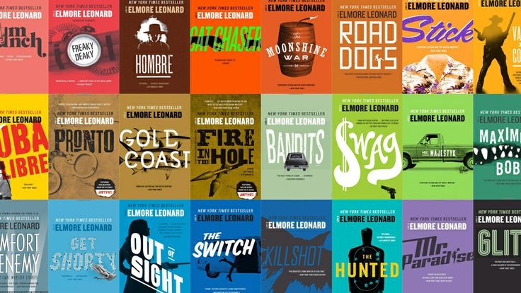 Elmore Leonard Wrote Great Opening Lines. Here Are All Of Them    TheStacks.Deadspin.com