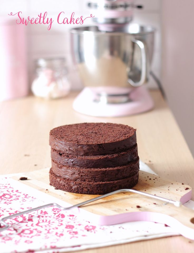 Le molly cake au chocolat