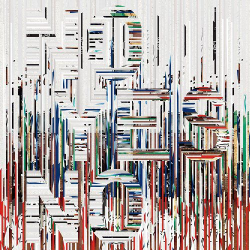 Album art that steals other album art   The Strange Attractor