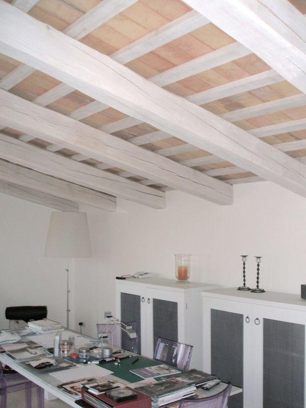 country house dependance refurbished as design studio - coolstoodio