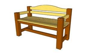 Plans For Wooden Outdoor Benches - The Best Image Search