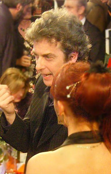 """Nello speciale """"Doctor Who Live: The Next Doctor"""" è stato annunciato ufficialmente che Peter Capaldi sarà il Dodicesimo Dottore. La rigenerazione dell'Undicesimo Dottore è prevista per l'episodio speciale del Natale 2013. Immagine di Peter Capaldi nel 2008."""