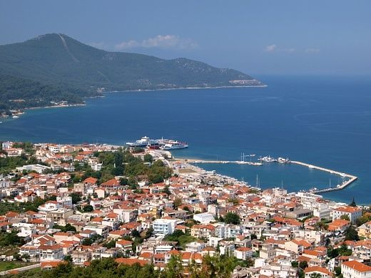 Thassos #Macedonia in northern #Greece - #macedonia2014