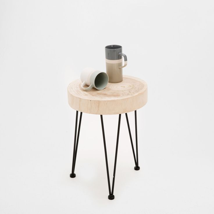 ROUND TRUNK-STYLE STOOL - Occasional Furniture - Decoration | Zara Home Norge / Norway