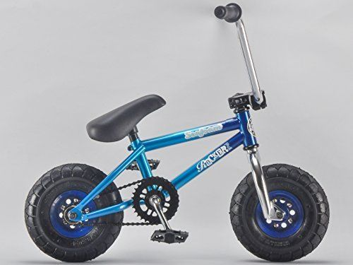 """Product review for Rocker BMX Mini BMX Bike iROK+ SEAFOAM Rocker - What's a Rocker? Rockers are chunky mini versions of 20"""" BMX bikes designed to take a serious amount of adult sized abuse. Fat tyres, massive bars, top load stems every bit as RAD as a 20"""". With a generous selection of colours to choose from + some rare LTD edition models, Rockers..."""