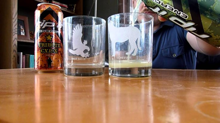 Rip It Tribute CYP X vs Active Mandarin Lime Energy Drink Review Taste Test