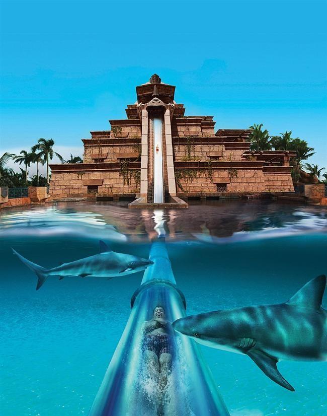 Atlantis, Bahamalar