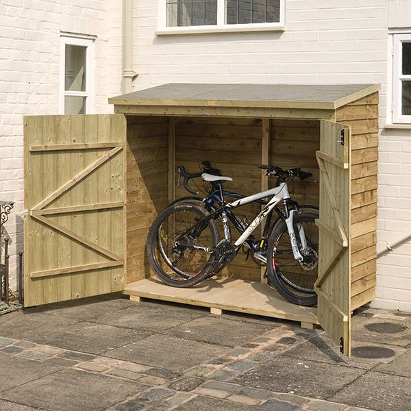 Best Of Outdoor Bicycle Storage Box