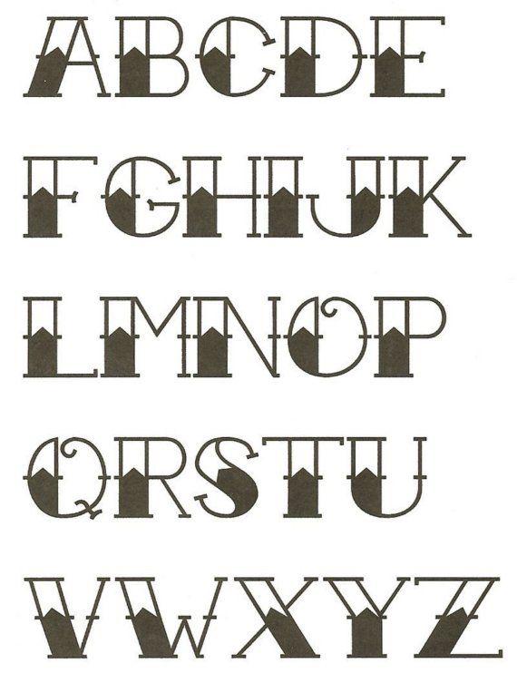 Best 25+ Tattoo lettering alphabet ideas on Pinterest | Tattoo ...