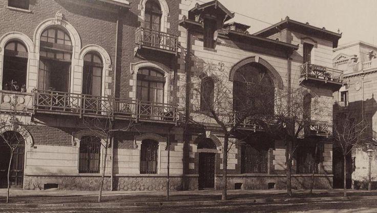 Calle Merced 1916