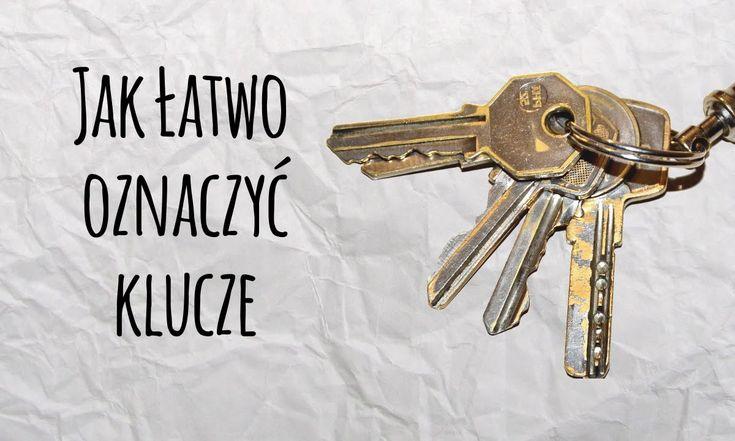 Prosty sposób na oznaczanie takich samych kluczy, aby się nie myliły