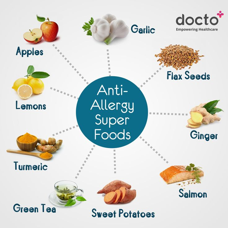 #Superfoods to keep allergies at bay. #docto