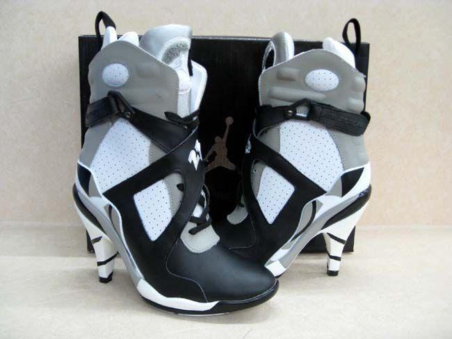 nike shox heels