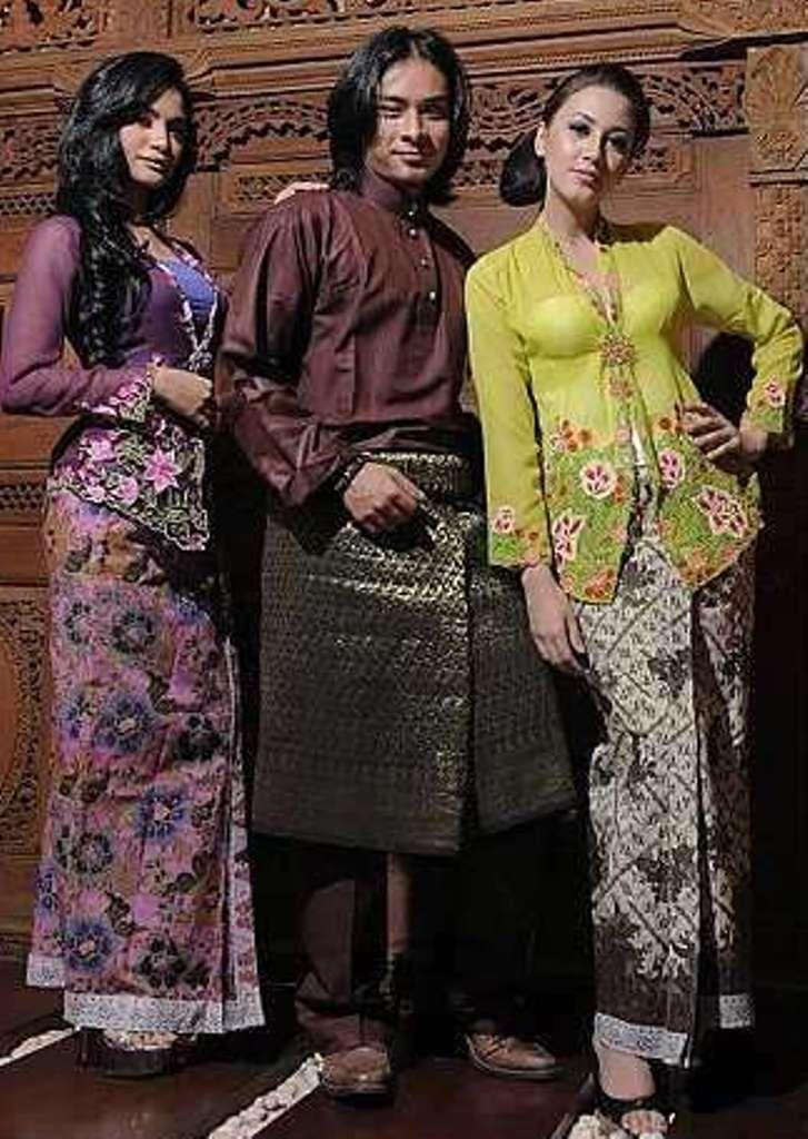 Kebaya Nyonya # Baju Melayu