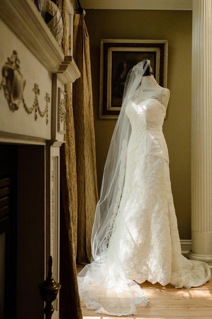 Romantic Wedding Gown Bridal Details CAmy Jensen Photography Amyjensenphotography