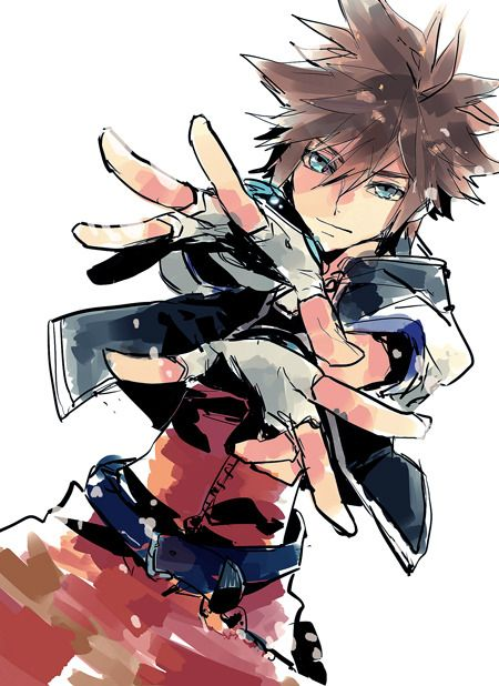 I LOVE this picture of Sora!!!! So amazing!!!