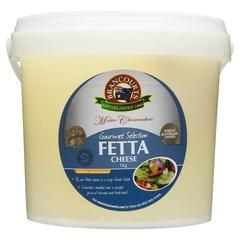 1 kg de queso feta, Brancourts Frdg1-Queso - HFM, Harris mercados agrícolas - 1