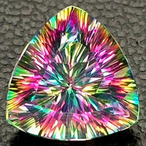 Mystic Topaz... love the cut