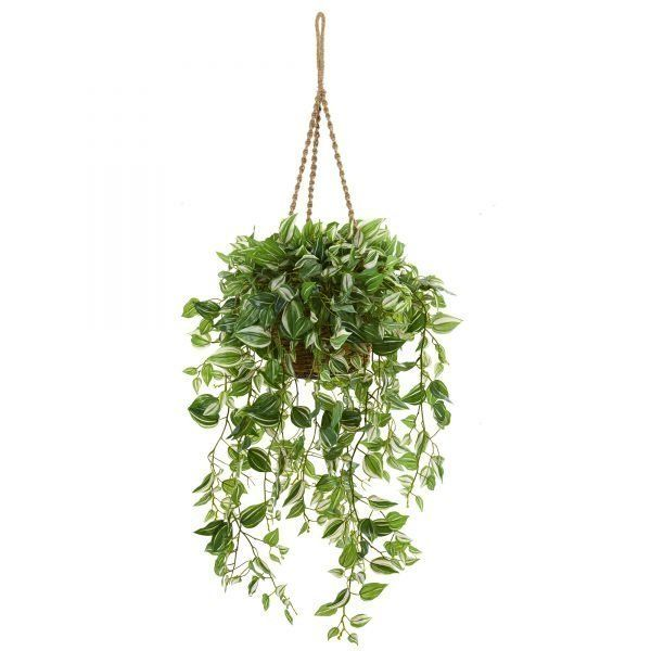 Amazon Com Atificial Fake Hanging Plant Leaves Garland Home Garden Wall Decoration 2 95ft Artificial Plants Indoor Artificial Plants Small Artificial Plants