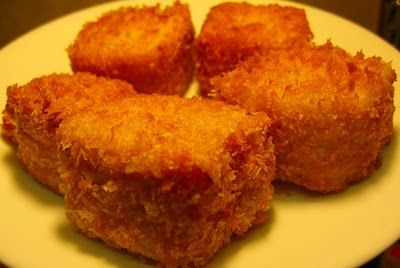 Founders Pale Ale Battered Fried Macaroni and Cheese ~ Michigan Beer Blog