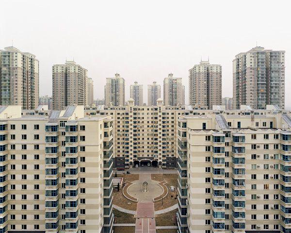 Sze Tsung Leong - Tiantong Xiyuan Third District South, Changping District, Beijing, 2004