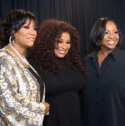The 3 Legends<3 - Miss Patti LaBelle, Miss Chaka Khan & Gladys Knight!!