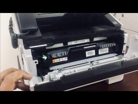 Replacing Toner Cartridge Brother Fax 2840 Youtu Brother Cartridge Fax2840 Replacing Toner Youtu Toner Cartridge Toner Cartridges