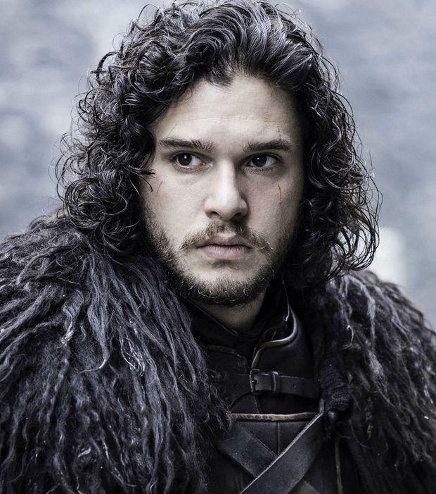 Jon Snow - Kit Harington - dans Game of Thrones