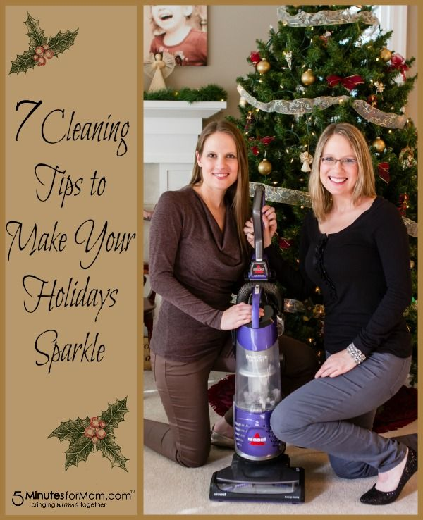 7 Holiday Cleaning TipsHoliday Cleaning, Christmas Holidayprep, Bissell Christmas, House Ready, Mom House, House Cleaning, Daughters Samantha, Cleaning Tips, Cleaning Service
