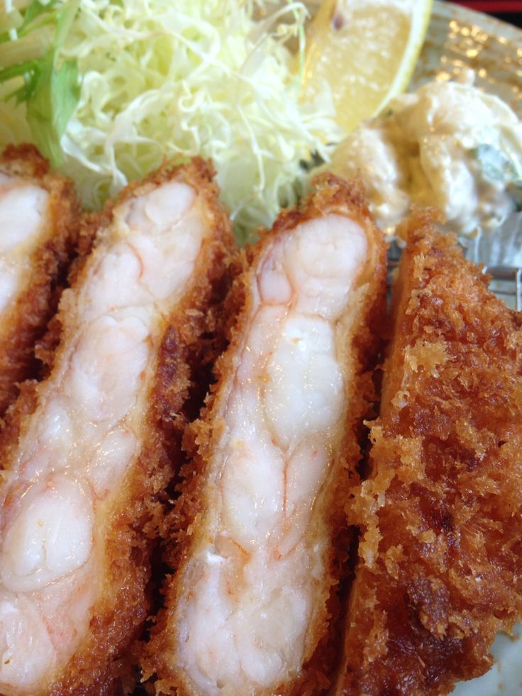 shrimp cutlet aeµ e a a