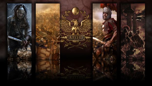 Rome 2 Wallpaper Copy By Slimedynamited En 2019 Roma