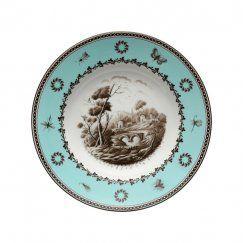 R.Ginori_Paesaggio Turchese - Talíř na polévku 24.5 cm