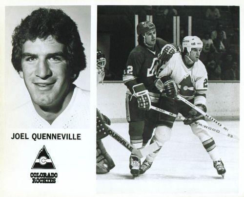 b780be90f Colorado Rockies player postcard of Joel Quenneville