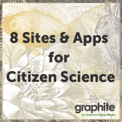 8 Fantastic Sites and Apps for Citizen Science | graphite Blog