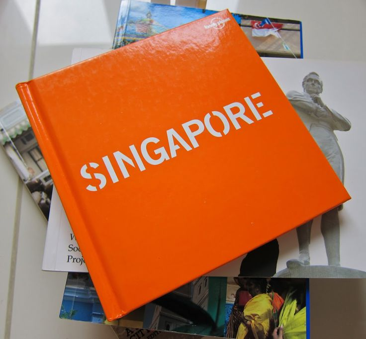11 books about singapore
