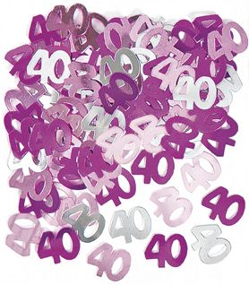 25 best 40th Birthday Decoration ideas images on Pinterest Party