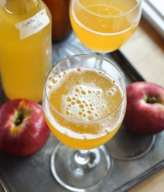 How To Make Sparkling Cider with Just 2 Ingredients — Cooking Lessons from The Kitchn
