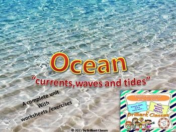 variations in ocean tides essay