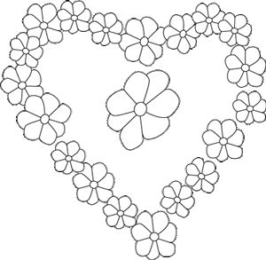 heart coloring pages for teenagers heart coloring pages for girls featured here are free to - Free Pictures To Color