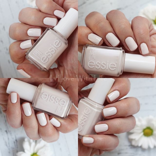 essie – coconut cove www.inlovewithlif … – Nails