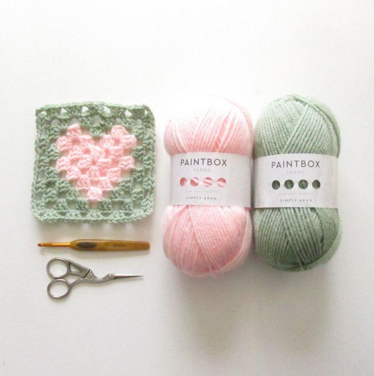 Granny heart pattern                                                                                                                                                                                 More