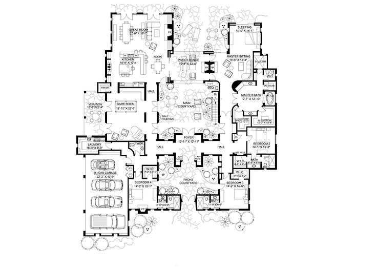 Eplans Italianate House Plan Old World Ism Meets Form And Function 5308 Square Feet 4 Bedrooms From Code